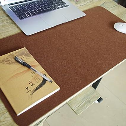 DS-L - Alfombrilla de ratón para ordenador, cojín de mesa de ...