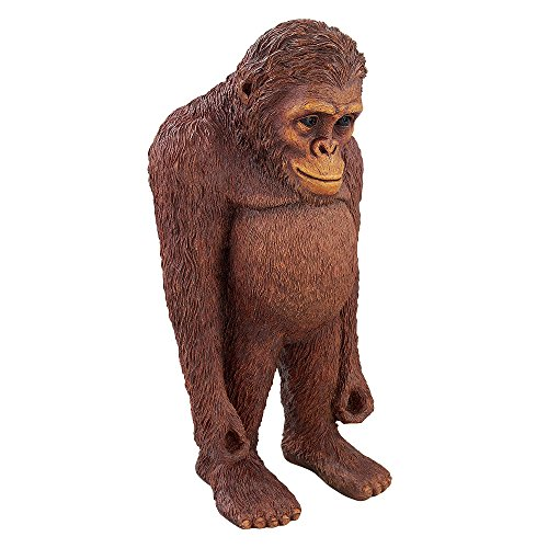 Design Toscano The Bashful Orangutan Statue