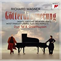 Wagner:Gotterdammerung (Trascrizioni Per Piano)