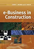 img - for e-Business in Construction book / textbook / text book
