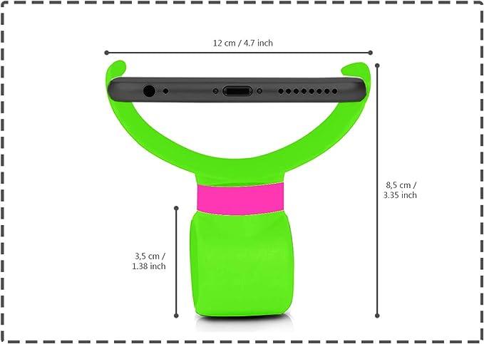 Marvorem Soporte movil Bicicleta estatica Compatible con Xiaomi ...