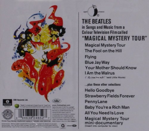 Magical Mystery Tour by EMI Music