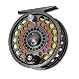 ORVIS BATTENKILL DISC REEL Size II, Line 3 – 5 wt Black Nickel ( NEW ) Review