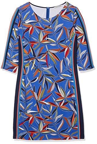 blue Betty Multicolor 8840 red Barclay Para Mujer Vestido HrXqTH