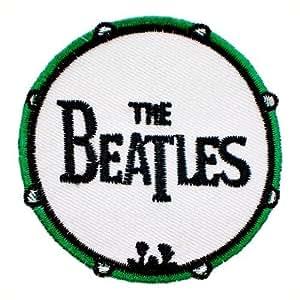 The Beatles música canciones ropa símbolo bordado plancha o para coser en parche por Wonder Fullmoon
