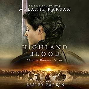 Highland Blood Hörbuch
