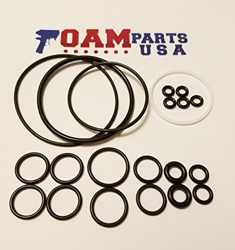 246355 Graco Fusion O-Ring Rebuild Kit for Air Purge from Foam Parts USA by Graco Aftermarket from Foam Parts USA
