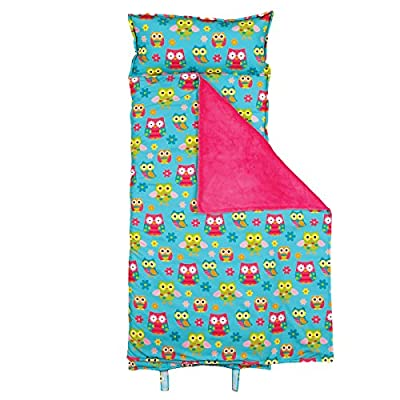 Stephen Joseph All-Over Print Nap Mat, Owl : Baby