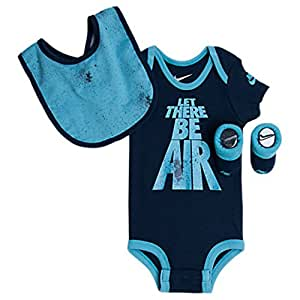 Nike Michael Jordan Infant Layette 3 Pcs Sets