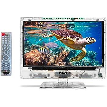 Amazon com: Pyle 15 6-Inch 1080p LED TV   Ultra HD TV   LED Hi Res
