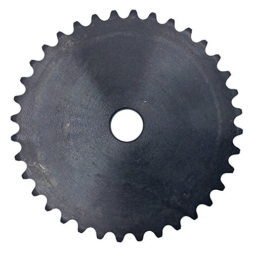 (KOVPT # 35 Roller Chain Plate Sprocket A Type 32 Teeth Hole Dia 0.625 Inches Pith 0.378