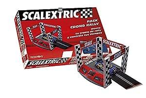 Scalextric Original - Pack Crono Rally para circuitos Scalextric Original (8863)