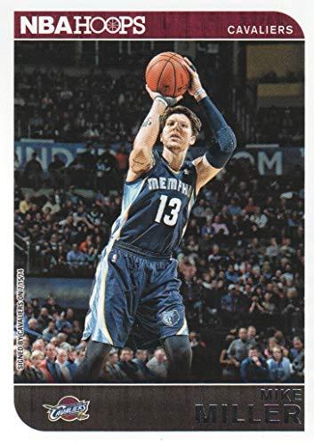 - 2014-15 NBA Hoops Basketball #195 Mike Miller Cleveland Cavaliers