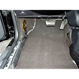 Hushmat 680062 Sound and Thermal Insulation Kit (2006-2010 Honda Civic - Firewall)