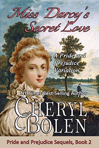 Miss Darcys Secret Love Prejudice ebook product image