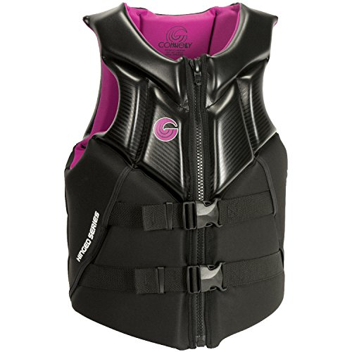 - Connelly Concept Women's Coast Guard Approved Neoprene Vest, Small