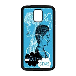 John Green,the fault in our stars series protective case cover For Samsung Galaxy S5 SHIKAI548242