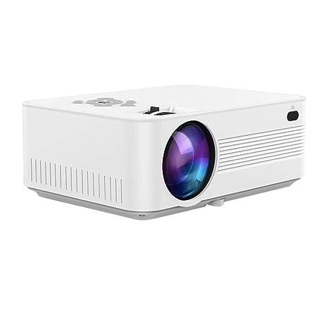 Mini LED proyector de vídeo 2000 lúmenes de Brillo 30000 ...
