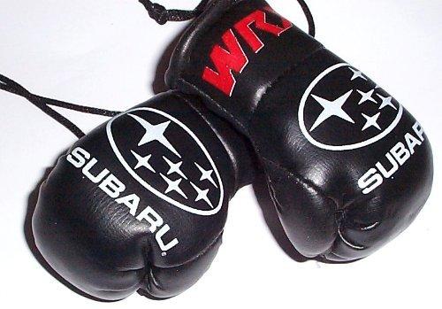 subaru-wrx-mini-boxing-glovesrear-view-mirror