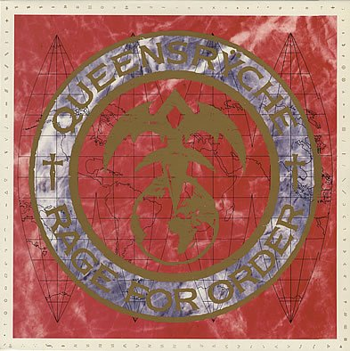 Rage For Order [LP, NL, EMI America 064 24 0579 1] by