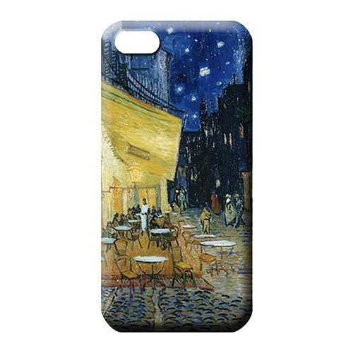 - Eco-friendly Packaging Covers Cell Phone Carrying Cases Slim cafe terrace at night vincent van gogh iPhone 7 Plus