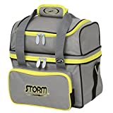 Storm 1 Ball Flip Tote Yellow/Grey For Sale