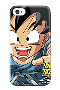 2015 2762053K63032872 Tpu Shockproof Scratcheproof Dragon Ball Gt Hard Case Cover For Iphone 4/4s