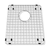 American Standard 791565#204070A Prevoir Bottom Grid 13.25-Inch x 15.25-Inch Kitchen Sink Rack, Stainless Steel