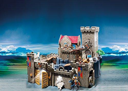 Playmobil-6000-Knights-castillo-de-los-caballeros-del-len-imperial