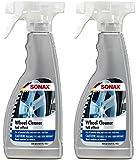 Sonax Full Effect Wheel Cleaner (16.9 oz) - 2 Pack