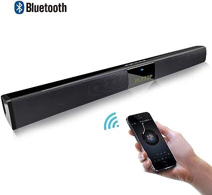Wireless Bluetooth TV Home Theater Soundbar Sound Bar Speaker System Subwoofer