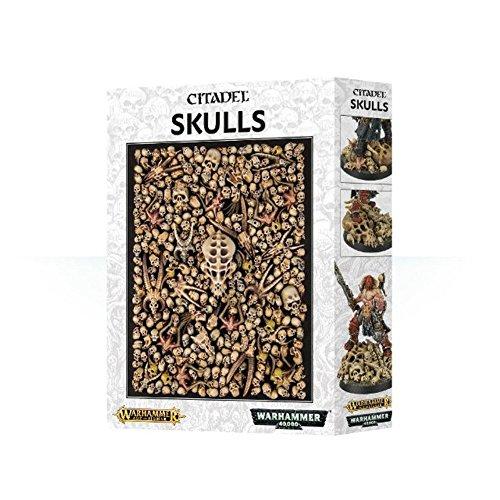 Citadel Skulls from Games Workshop