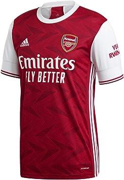 adidas Arsenal FC Primera Equipación 2020-2021 Niño, Camiseta, Active Maroon-White: Amazon.es: Deportes y aire libre