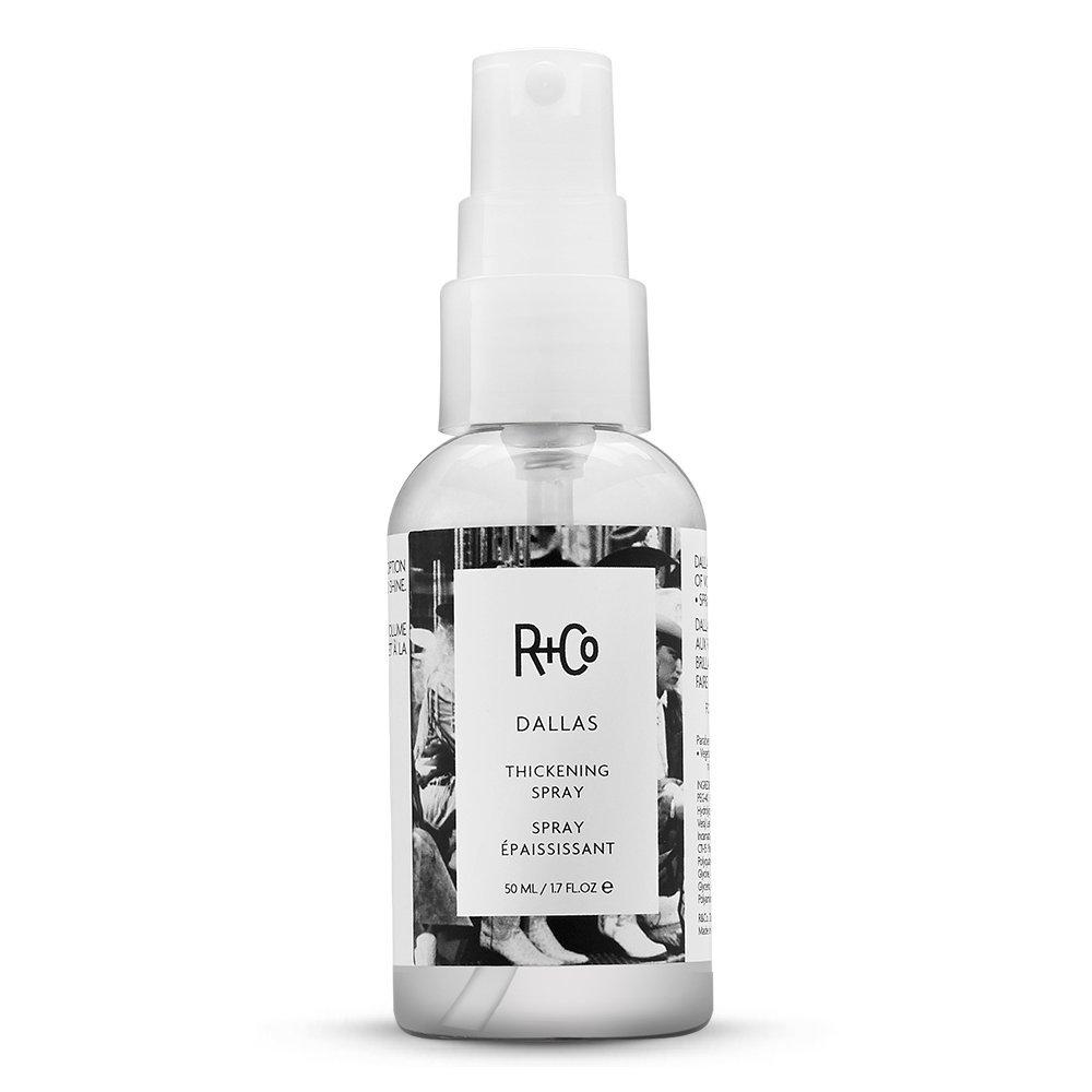 R+Co Dallas Travel Size Thickening Spray, 1.7 oz.