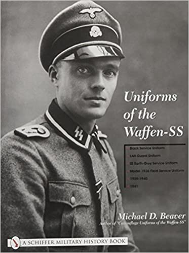 amazon uniforms of the waffen ss schiffer military history