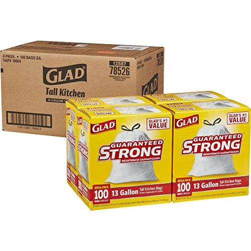Glad Kitchen Bags 100 - 7