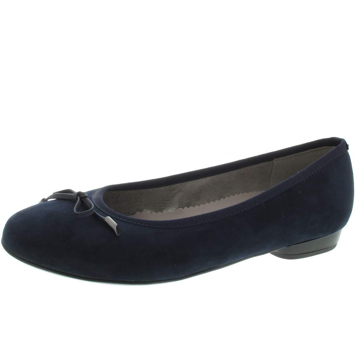 Blau (Blau) Jenny Damen Pisa Geschlossene Ballerinas
