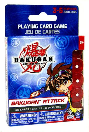 Amazon.com: Bakugan Battle Brawlers Juego Bakugan ataque ...