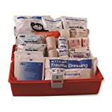Pac-Kit by First Aid Only 3100 98 Piece First Responder Kit in Fabric Case