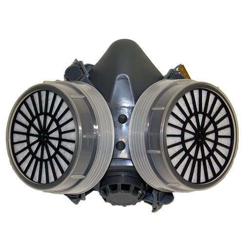 9 opinioni per TecTake PROFESSIONALE MASCHERINA PROTETTIVA con respiratore