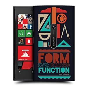Head Case Designs Form Follows Function Profession Inspired Arki Hard Back Case Cover for Nokia Lumia 920