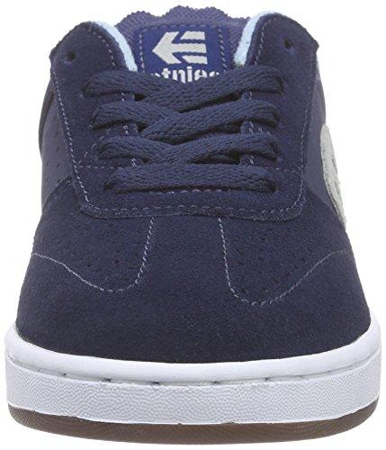 EtniesKIDS LO-CUT - Zapatillas de Skateboard Niños-Niñas Azul - Blau (400 / BLUE)