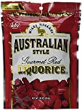 Wiley Wallaby Australian Style Licorice Candy 10oz