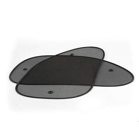 1 Pair Car SUV Side Window Sun Shade Mesh Cover Shield Sunshade UV Protector