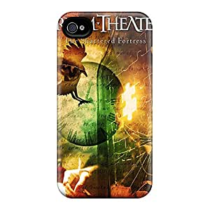 AlissaDubois Iphone 4/4s Excellent Cell-phone Hard Covers Customized Attractive Dream Theater Image [SSK12307xLGk]