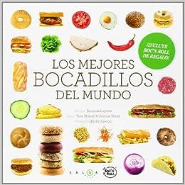 Los mejores bocadillos del mundo (SALSA): Amazon.es: Autores varios: Libros