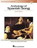 Anthology of Spanish Song, Richard Walters, Maria Di Palma, 0634029614