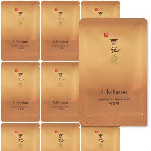 Sulwhasoo Overnight Vitalizing Mask 4ml x 21pcs by Sulwhasoo