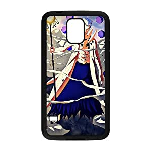 Samsung Galaxy S5 Cell Phone Case Black Obito Hard Phone Case For Girls CZOIEQWMXN17523
