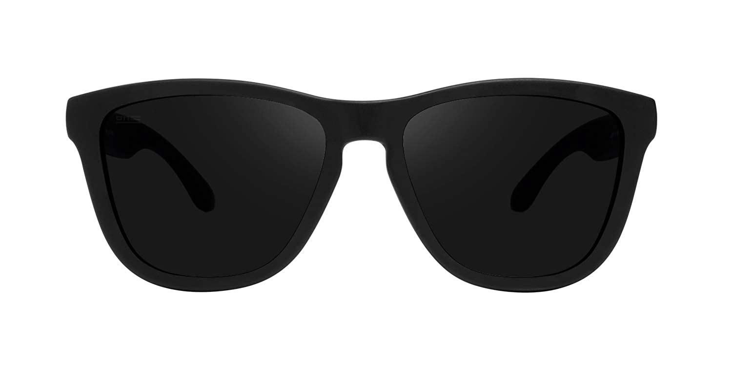 Negro 30.0 Hawkers Unisex Adults/' Polarized Carbon Black /· Dark ONE LS Sunglasses,